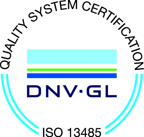 Quality System Certification ISO 13485:2003